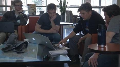 Civic hackathon brainstorms environmental solutions   Forum Ouvert   Scoop.it