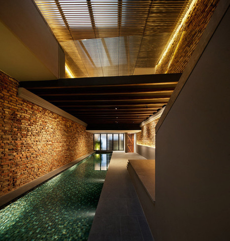 Pool shophouse, par FARM | Architecture Urban Design | Scoop.it