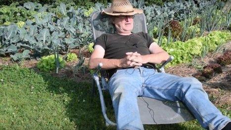 Visite virtuelle en vidéo du potager du paresseux - Économie et écologie: innovations, énergie, technologies, habitat et société | Jardin écologique | Scoop.it