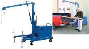 Jib & Gantry Cranes | Material Handling Equipment Industrial Best Tools | Scoop.it