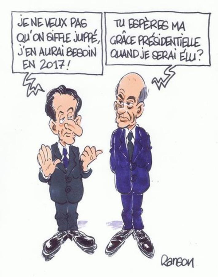 Mais qui sifflera la fin de la guerre des chefs à l'UMP ? | Baie d'humour | Scoop.it