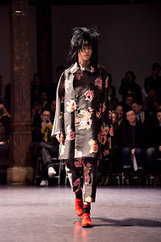 Fashion Silhouettes, Sharply Drawn   COMME des   Scoop.it