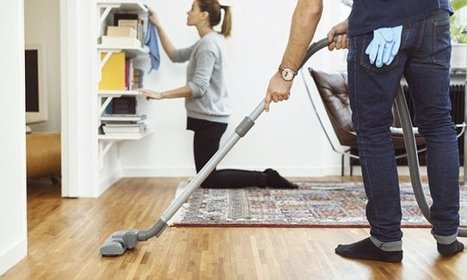 Who does housework in YOUR home? Gender equality is rising, study says | Kickin' Kickers | Scoop.it