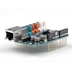 Arduino Ethernet Shield v2   Raspberry Pi   Scoop.it