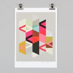 Endemic World Modern Graphic Posters | Design Milk | timms brand design | Scoop.it