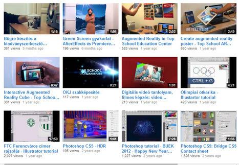 Oktató Központ Top School - YouTube | Top School Oktató Központ | Scoop.it