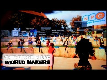 The Drax Files: World Makers - Episode 37 : Nonprofit Commons | metaverse musings | Scoop.it