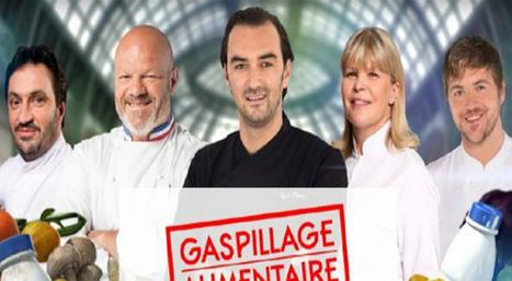 Gaspillage alimentaire : la lutte des chefs étoilés cartonne sur petit écran - Agro Media | Emballage sous Atmosphere Modifiée | Scoop.it