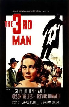 The third man (1949) directed by carol reed - film noire - music: anton karas | offene ablage: nothing to hide 2011-05-22 | oanth-miscellaneous | scoop.it