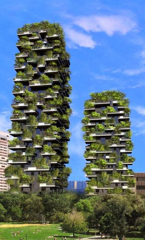 ALLPE Medio Ambiente Blog Medioambiente.org : El bosque vertical (en horizontal) de Stefano Boeri | Infraestructura Sostenible | Scoop.it