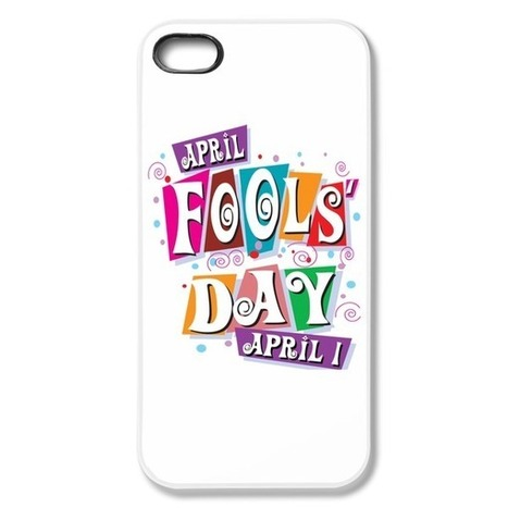 Design April Fool's Day Hard Case For Iphone5/5s Outlet-Holidays & Occasions Cases |HICustom | My Custom World,From Hicustom!!! | Scoop.it