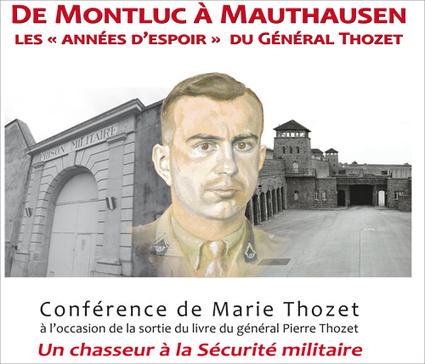 Conférence Marie Thozet : Un chasseur à la Sécurité militaire | Histoire et patrimoine Beaujolais Bourgogne | Scoop.it