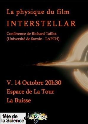 La Physique du film Interstellar   ça m intéresse !   Scoop.it