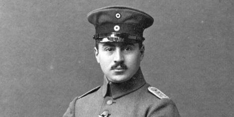 Une archive révèle qu'Hitler a protégé un ancien camarade de régiment juif | GenealoNet | Scoop.it