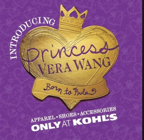 Kohls introduced Princess vera wang collections | Kohls department store news | Scoop.it