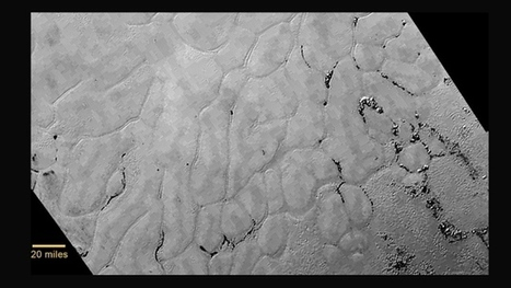 Pluto's vast icy plains and gentle hills emerge in new images | Physics as we know it. | Scoop.it