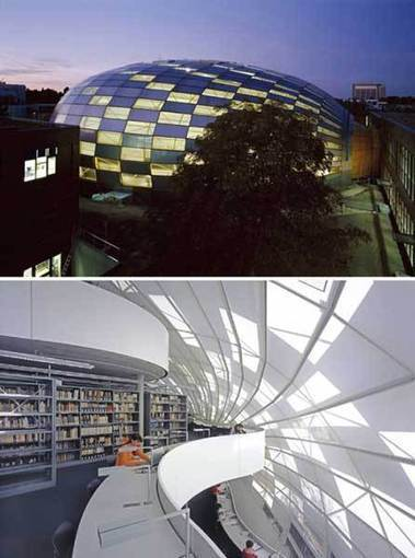10 Futuristic Libraries - OEDB.org | FutureChronicles | Scoop.it