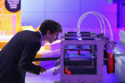 3D Systems Leads 3D Printing Movement But HP Could Become A Major Player, Jefferies Says | 3D Printing and Innovative Technology | Scoop.it