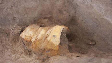 Lichaam uit zesde eeuw gevonden onder as van Japans Pompeii | KAP-ElhaddiouiA | Scoop.it