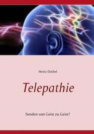 Telepathie - Heinz Duthel (Buch)  – jpc | 24breakingnews.net | Scoop.it