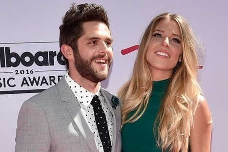Pics That Prove Thomas Rhett + Lauren Akins Are Meant to Be | Country Music Today | Scoop.it