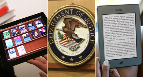 Court hands Amazon major e-book victory - David Saleh Rauf | News Rush | Scoop.it