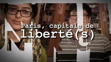 Paris, capitale de liberté(s) | CO-TRIBUFLE | Scoop.it