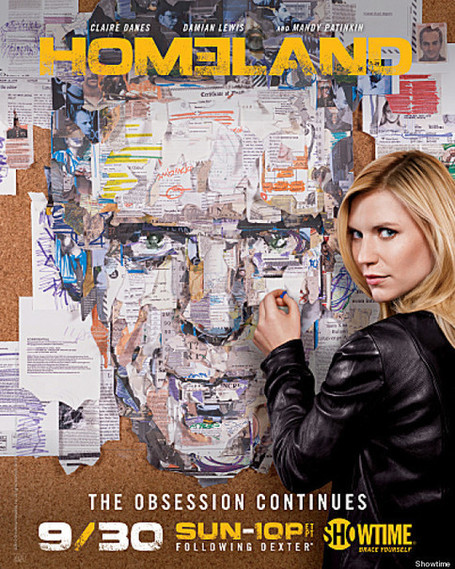 Premium Cable Reviews: Showtime Homeland Season 2 Preview | Homeland Seasons 2 and 3 | Scoop.it