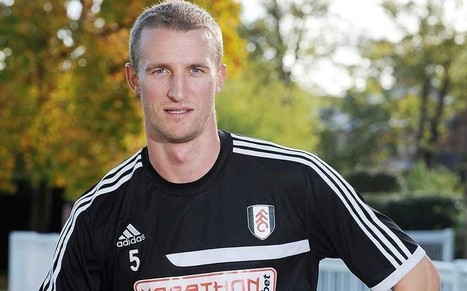 Fulham defender Brede Hangeland: I'm just an ordinary guy who happens to play football - Telegraph | Cambodia Education | Scoop.it