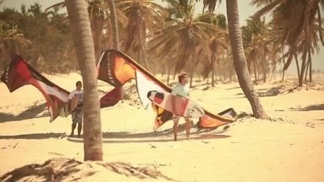 Wave riding at Cumbuco | Kitesurf et Kitefoil | Scoop.it