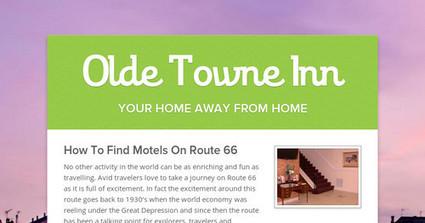 Motels On Route 66 - Olde Towne Inn | Hotels In manassas va | Scoop.it