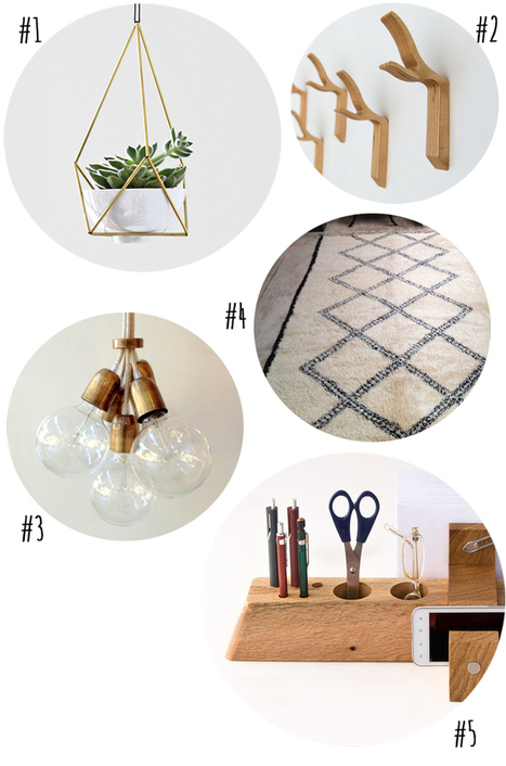 Etsy, i love you #1 - Frenchy Fancy | Décoration d'intérieurs | Scoop.it
