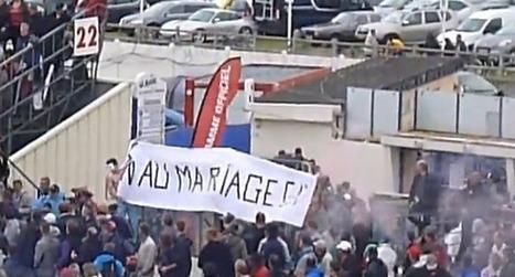 Intervention des Hommen samedi aux 24 heures du Mans - Nouvelles de France | Actions HOMMEN | Scoop.it