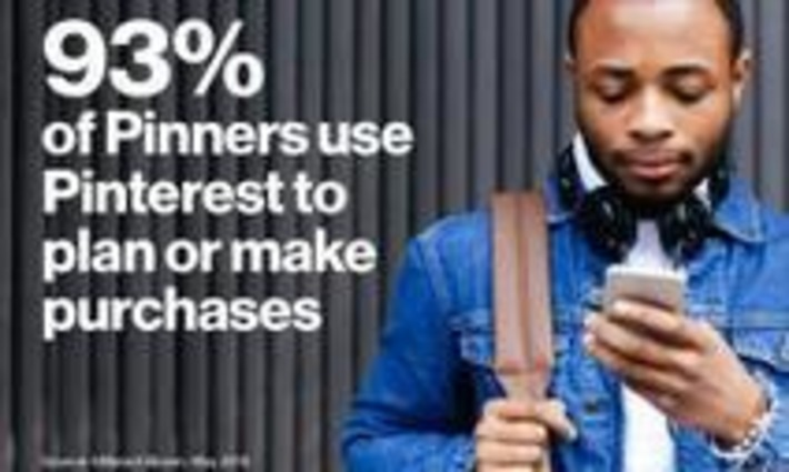 Pinterest Releases New Stats on How Pinners Use the Platform to Make Purchases | Consumption Junction | Scoop.it