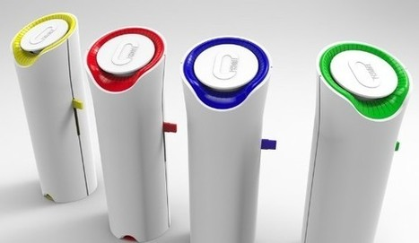 L'OPhone, diffuse des messages en parfums ! - Infos Mobiles | Parfums et cosmétiques | Scoop.it