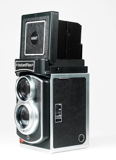Mint introduces Instantflex TL70 instant film TLR camera | Camera Equipment | Scoop.it