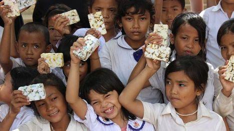 Au Cambodge, il sauve des vies en recyclant les savons usagés des hôtels | Le Cambodge, autrement | Scoop.it
