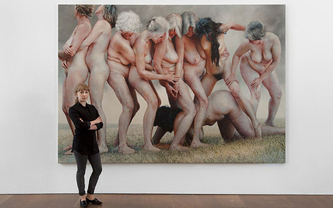 'What painting portraits of naked women has taught me' - Telegraph | World Peace | Scoop.it