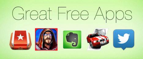 39 Apps Gratuites sur le Mac App Store | netnavig | Scoop.it