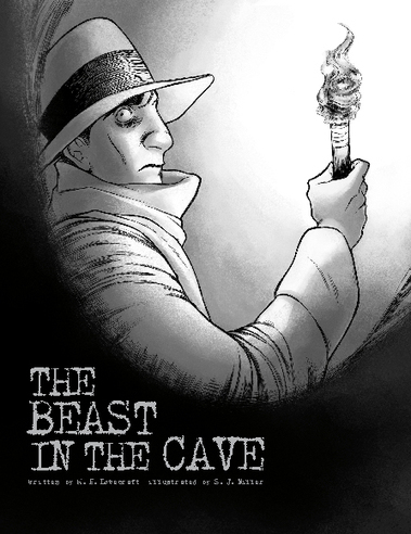 Lovecraft's Beast in the Cave | Gothic Literature | Scoop.it