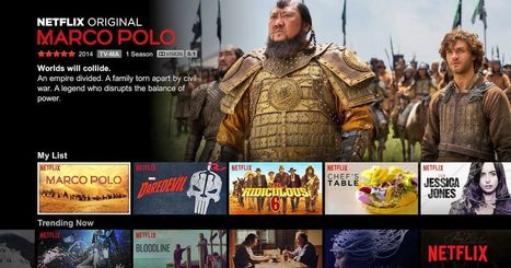 Netflix, chill and learn English with Fleex's clever subtitles | Technology and language learning | Scoop.it