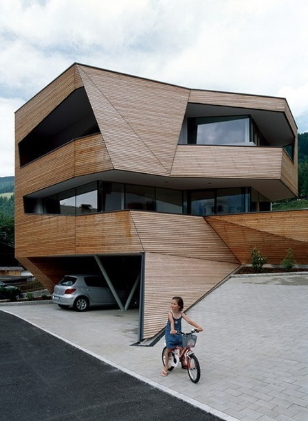 Cube House / Plasma Studio | Architecture and Architectural Jobs | Scoop.it