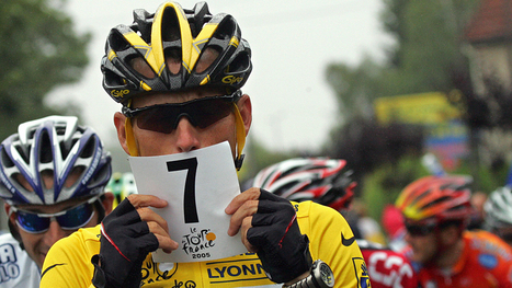 Lance Armstrong stripped of Tour de France titles by USADA | Debating year 8 | Scoop.it