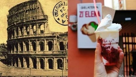 """B.: """"Viaggio"""" dal Colosseo alla coppa primavera!   Thatsamoreitalia   TRAVEL JOURNAL   Scoop.it"""
