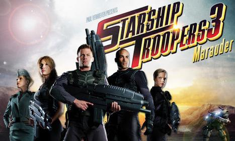 Starship Troopers 3 Marauder (2008) Dual Audio {Hindi & English} 720p BRRip | AAR Online Free Movies | Watch Online Movies | Scoop.it