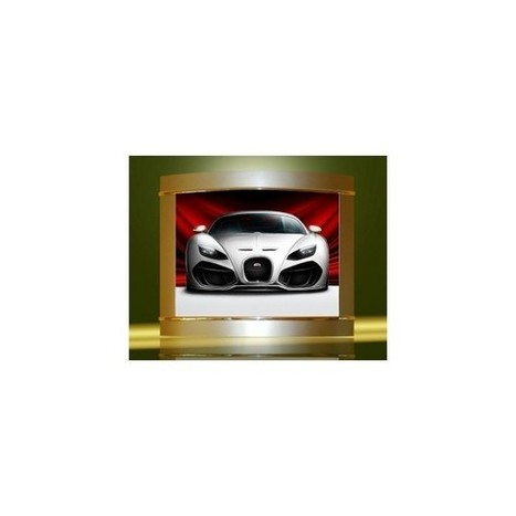 Bugatti car picture decorative wall lamp. - Bargains Zone | Lighting bargains | Scoop.it