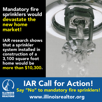 IAR Call for Action: Stop Statewide Fire Sprinkler Mandate | Real Estate Plus+ Daily News | Scoop.it