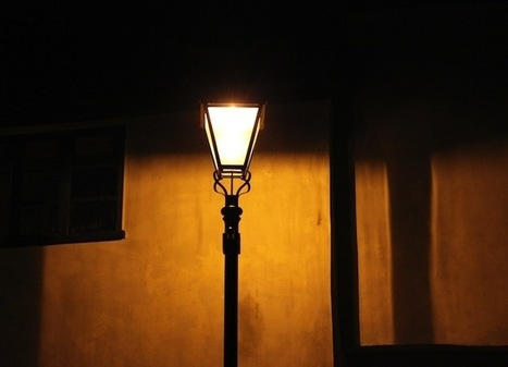 Lighting Up the City | LIGHTING-Innovation-Design | Scoop.it