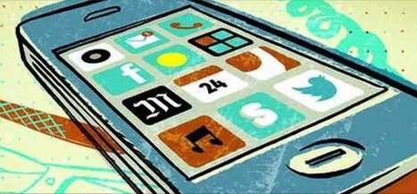 L'émergence des mobinautes : quels enjeux du secteur mobile? | Marketing web mobile 2.0 | qrbarna | Scoop.it