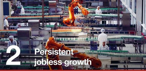 2. Persistent jobless growth | Futurewaves | Scoop.it